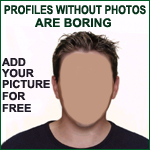 Image recommending members add Stache Passions profile photos